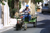 Crete - Malia (Heraklion prefecture): getting around - tactor (photo by A.Dnieprowsky)