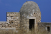 Crete - Rethimno: the Fortezza - St Salvatore Salie (photo by A.Dnieprowsky)