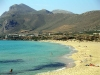 Crete - Falassarna (Hania prefecture): on the beach (photo by Rick Wallace)