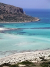 Crete - Balos / Mpalos (Hania prefecture): from the beach (photo by Rick Wallace)