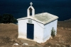 Crete - Balos peninsula: road side chapel (photo by Alex Dnieprowsky)