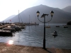 Crete - Bali / Mpali (Rethimnon prefecture): harbour - September morning (photo by Alex Dnieprowsky)