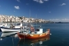 Crete - Sitia (Lassithi prefecture):  fishing boats (photo by Alex Dnieprowsky)