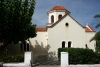 Crete - Panormo (Heraklion prefecture): church - Greek Orthodox (photo by A.Dnieprowsky)