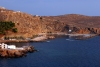 Crete - Sfakia (Hania prefecture): Chora Sfakion / Hora Sfakion - harbour (photo by Alex Dnieprowsky)