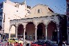 Crete - Heraklion / Iraklio / HER: Basilica of San Marco - now the art gallery