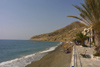 Crete - Mirtos (Lassithi prefecture): waterfront - beach - Strand (photo by Alex Dnieprowsky)