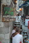 Croatia - Dubrovnik: Irish pub - there is one everywhere... - photo by J.Banks
