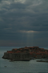 Croatia - Dubrovnik: spot light on Dubrovnik - photo by J.Banks