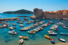 Croatia - Dubrovnik: harbour - photo by P.Gustafson