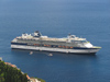 Dubrovnik: cruise ship (photo by J.Kaman)