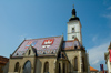 Croatia - Zagreb: St Mark's church with its characteristic roof - crkva sv. Marka - Upper Town - photo by P.Gustafson