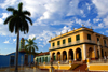 Trinidad, Sancti Sp�ritus, Cuba: Brunet Palace, now the Romantic Museum - Museo Rom�ntico - Plaza Mayor - photo by A.Ferrari