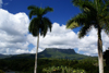 El Yunque - Guantánamo province, Cuba: table mountain resembling an anvil, 'yunque' in Castillian - photo by A.Ferrari