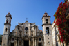 Havana, Cuba: Cathedral of San Cristobal de la Habana - Unesco world heritage site - photo by A.Ferrari
