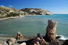 Petra Tou Romiou - Paphos district, Cyprus: the beach - photo by A.Ferrari