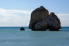 Petra Tou Romiou - Paphos district, Cyprus: eroded islet - photo by A.Ferrari