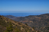 Troodos mountains - Nicosia district, Cyprus: view over the northern coast from the Troodos mountains - photo by A.Ferrari