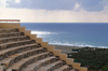 Kourion - Limassol district, Cyprus: Greco-Roman theatre and the eastern Mediterranean - photo by A.Ferrari