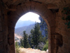 North Cyprus - Kyrenia region: St Hilarion castle - gate II (photo by Rashad Khalilov)