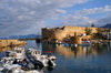 Kyrenia, North Cyprus: castle and medieval harbour - photo by A.Ferrari