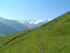 Russia - Dagestan - Tsumada rayon: walking in the mountains - Caucasus (photo by G.Khalilullaev)