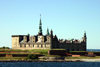 Denmark - Helsingør: Kronborg Castle - Elsinore in Hamlet - Unesco world heritage site (photo by Charlie Blam)