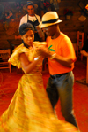 Santo Domingo, Dominican Republic: couple dancing - photo by M.Torres