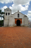 Higüey, Dominican Republic: San Dionisio church, built in 1572 - photo by M.Torres