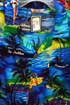 La Romana, Dominican Republic: tropical shirt - Hawaian shirt - photo by M.Torres