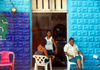 La Romana, Dominican Republic: street scene - photo by M.Torres
