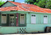 Dajab�n, Dominican Republic: Creole architecture - timber and corrugated galvanised iron - photo by M.Torres