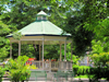 Dajab�n, Dominican Republic: bandstand at Duarte park - photo by M.Torres