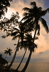 R�o San Juan, Mar�a Trinidad S�nchez province, Dominican republic: end of a day at the beach - photo by M.Torres