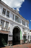 Quito, Ecuador: Calle António José Sucre - Pasage Tobar shopping gallery - colonial center built over the ashes of what was once a major part of the Inca empire - photo by M.Torres
