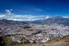 Ecuador - Quito: Panoramic view - photo by J.Fekete