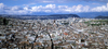 Ecuador - Quito: panorama - the old and new cities - photo by W.Allg�wer