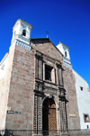 Quito, Ecuador: Iglesia y Monasterio del Carmen Bajo - Lower Carmelite Church - corner of Calles José Olmedo and Venezuela -  Order of the Brothers of Our Lady of Mount Carmel  - photo by M.Torres