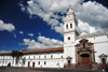 Quito, Ecuador: Iglesia de Santo Domingo and Fray Pedro Bed�n Dominican Art Museum - Dominican Convent complex - Plaza Santo Domingo - UNESCO world heritage - photo by M.Torres