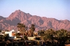 Egypt - Sinai peninsula: Dahab - under the mountains (photo by Juraj Kaman)