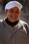 Egypt - Alexandria: friendly smile (photo by John Wreford)