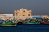 Egypt - Alexandria: fort Qaytbey - eastern harbour - morning (photo by John Wreford)