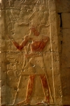 Egypt - Luxor: bas-releif II (photo by J.Wreford)
