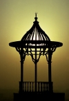 Egypt - Cairo: Arbour in the setting sun (photo by J.Kaman)