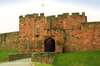 England (UK) - Carlisle / CAX (Cumbria): castle (photo by Miguel Torres)