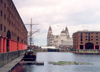 Liverpool, Merseyside, North West England, UK: Albert dock - Designed by Jesse Hartley and Phillip Hardwick - UNESCO world heirtage - photo by M.Torres