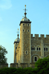 London: Tower of London - White tower - photo by M.Torres