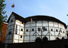 London: Shakespeare's Globe Theatre - South Bank - photo by M.Torres