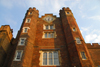 London: St James palace - Cleveland row - photo by Miguel Torres