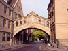 England (UK) - Oxford / OXF (Oxfordshire): venetian bridge (photo by Miguel Torres)